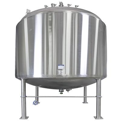 Water-voor-injectie-opslagtank
