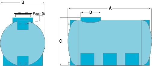 Tekening-horizontale-opslagtanks
