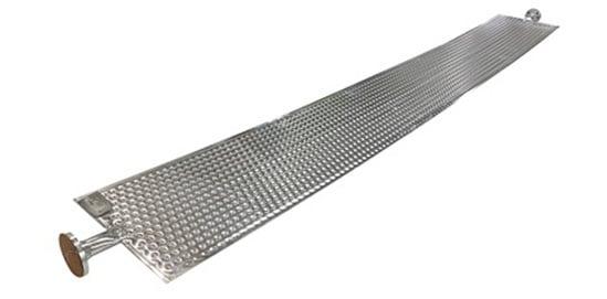 Temp-Plate® warmtewisseling,  dompelsectie