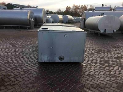 OM/IB Packo Gebruikte melktank Modellen