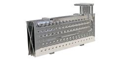 Temp-Plate® opgeblazen warmtewisselingsoppervlak op maat