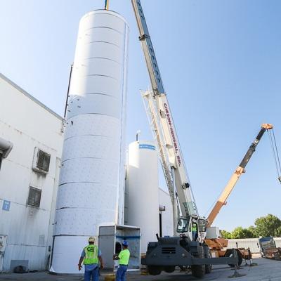 Standaard silo