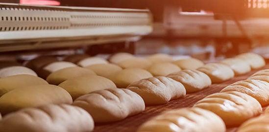 Chillers voor bakkerijen
